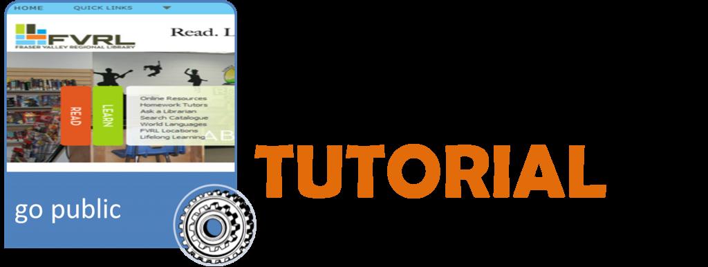 tutorial go public