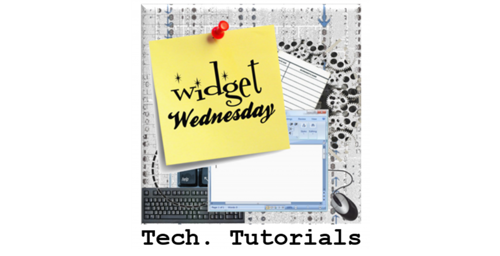 widget header