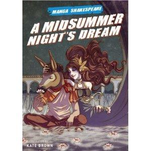 gx a mid summer night's dream