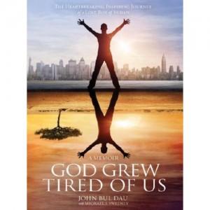 god grew tired