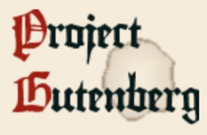 projectgutenberglogo