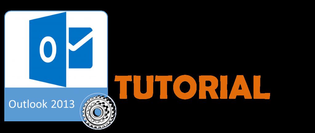 tutorial Outlook2013