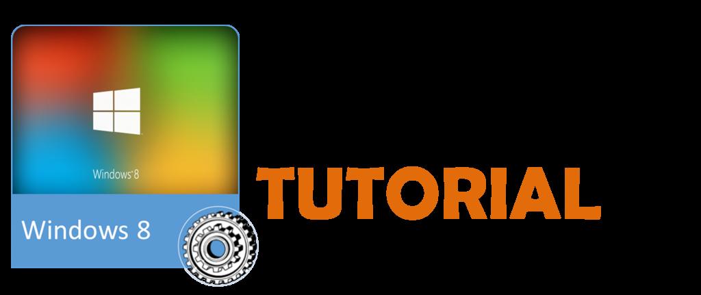 tutorial windows 8