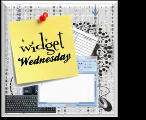 widget-wednesday