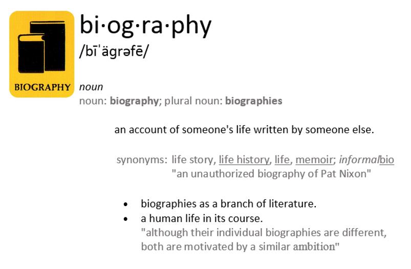 bio define