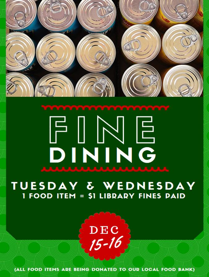 fine dining 2015